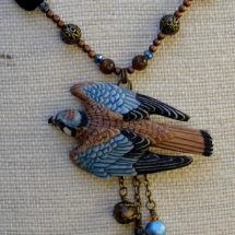 Kestrel Necklace