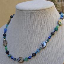 Midnight Mermaid Necklace