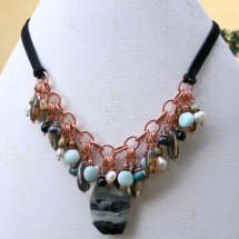 Storm Seas Necklace
