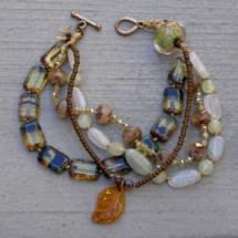 Three Strand Bracelet