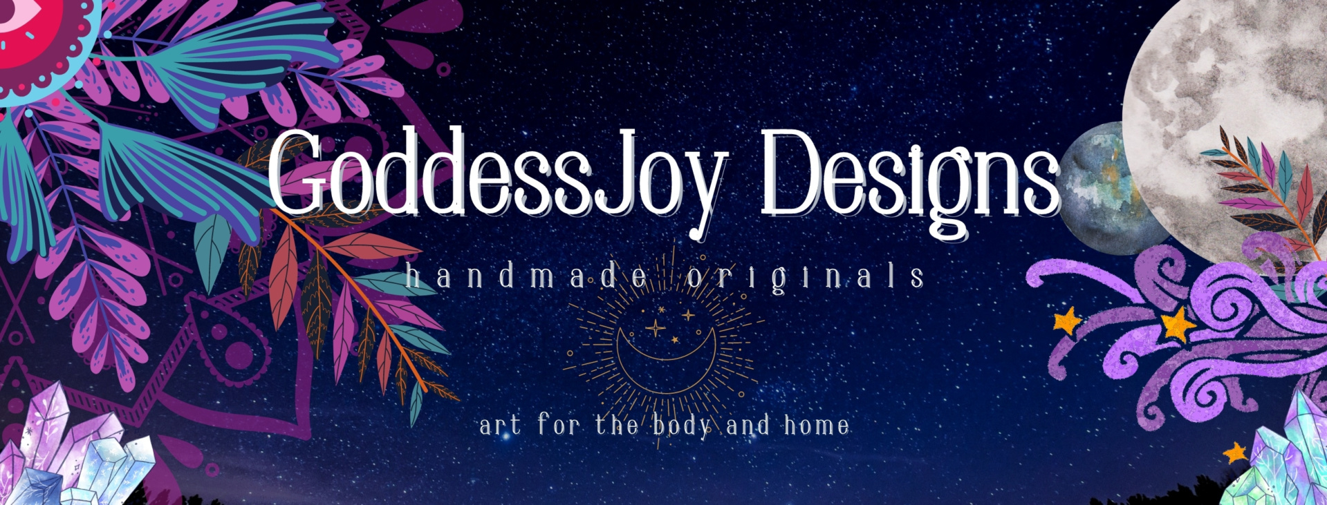 GoddessJoy Designs